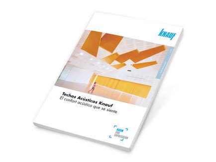Catálogo techos acústicos