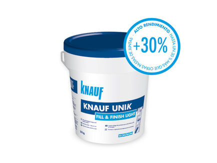 Knauf Unik Fill & Finish Light
